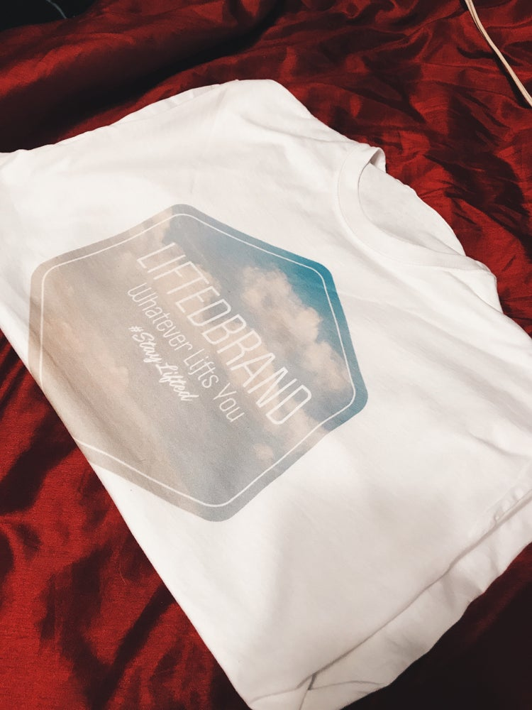 Image of Lifted Clouds Tee