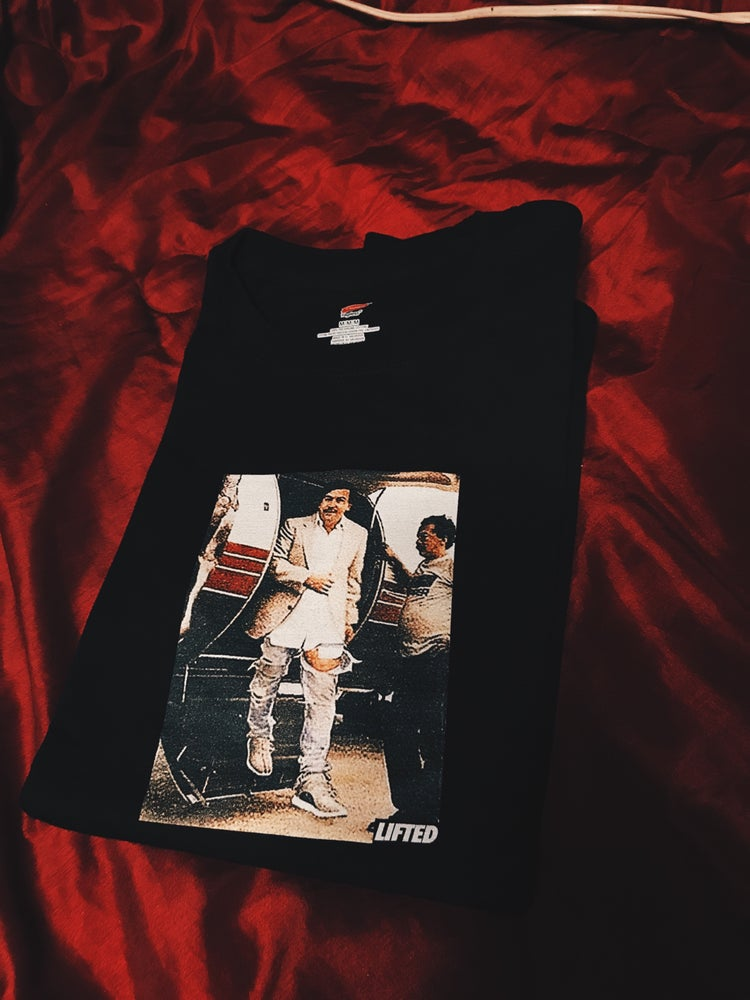 Image of Black Pablo Tee