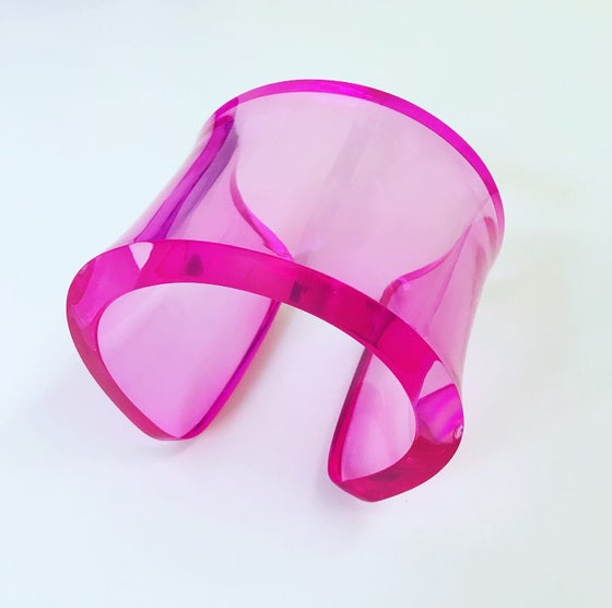 Image of XL Mod Bangle Pink