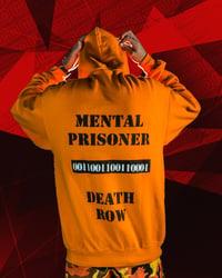 MOSTRO - FELPA MENTAL PRISONER - HONIRO STORE