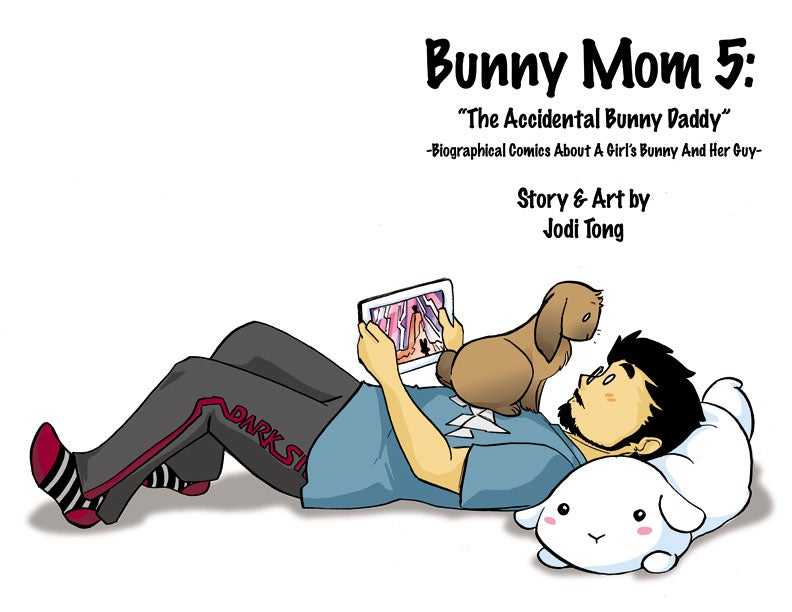 Image of Bunny Mom Issue 5: The Accidental Bunny Daddy