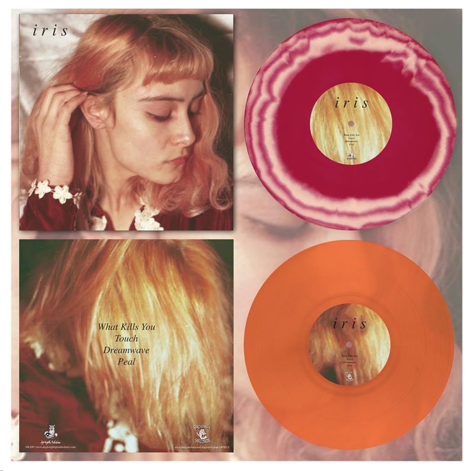 "Image of BPR013v: iris - ""iris"" 12"" Vinyl"