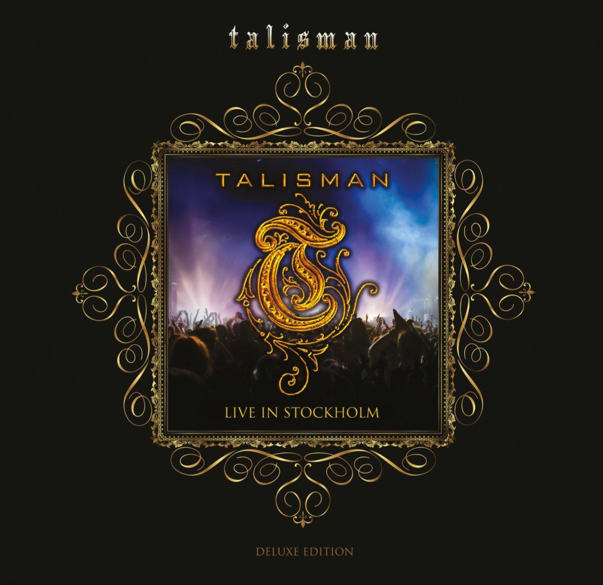 Image of Talisman - Live In Stockholm (CD/DVD)