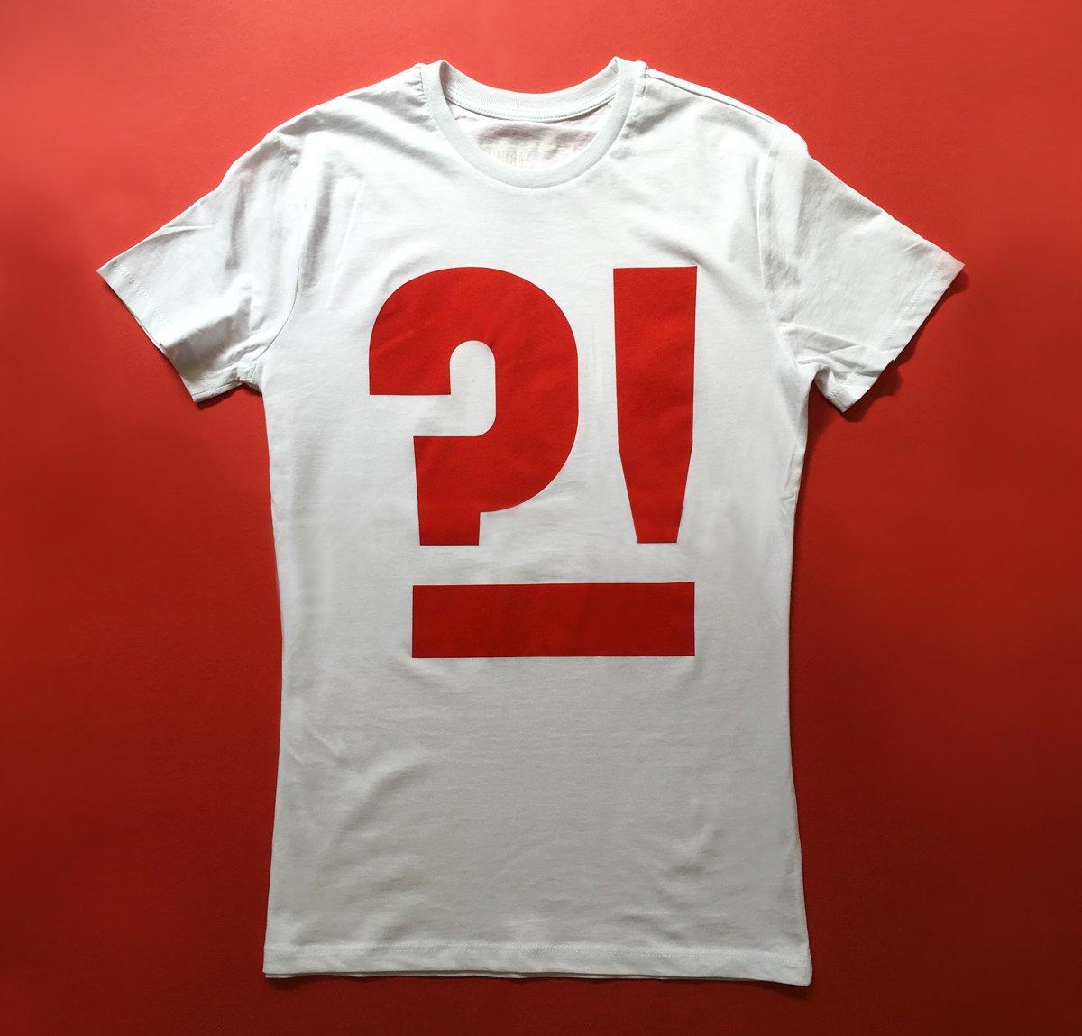 "Image of ""Interrobang"" T-Shirt"