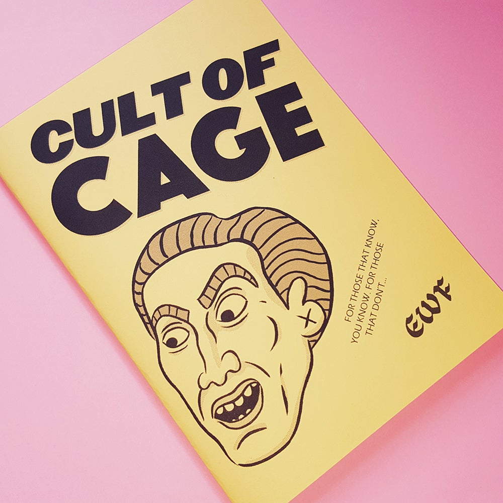 Image of Cult of Cage Zine