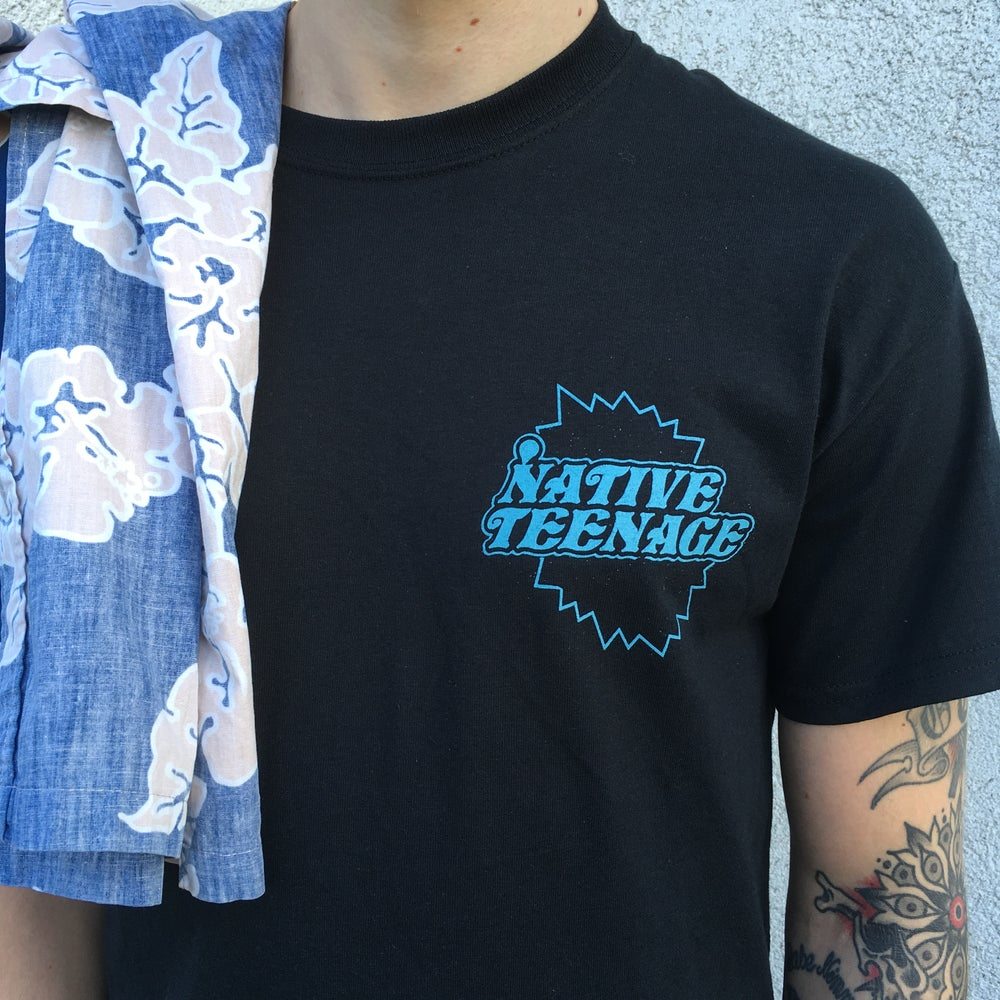 Image of Dive Into Native Teenage Shirt