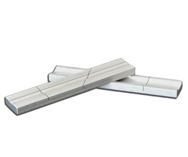 "Image of 1/2"" Aluminium Splicing Block"