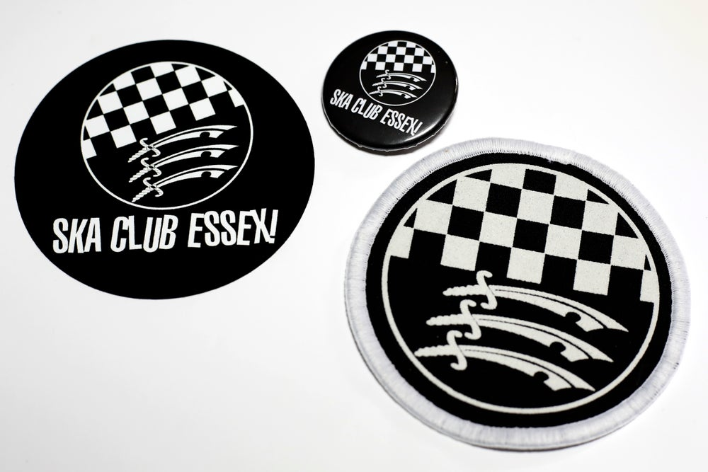 Image of PATCH / BADGES / STICKER PACK