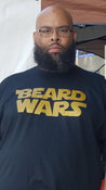 Image of BEARD WARS TEE