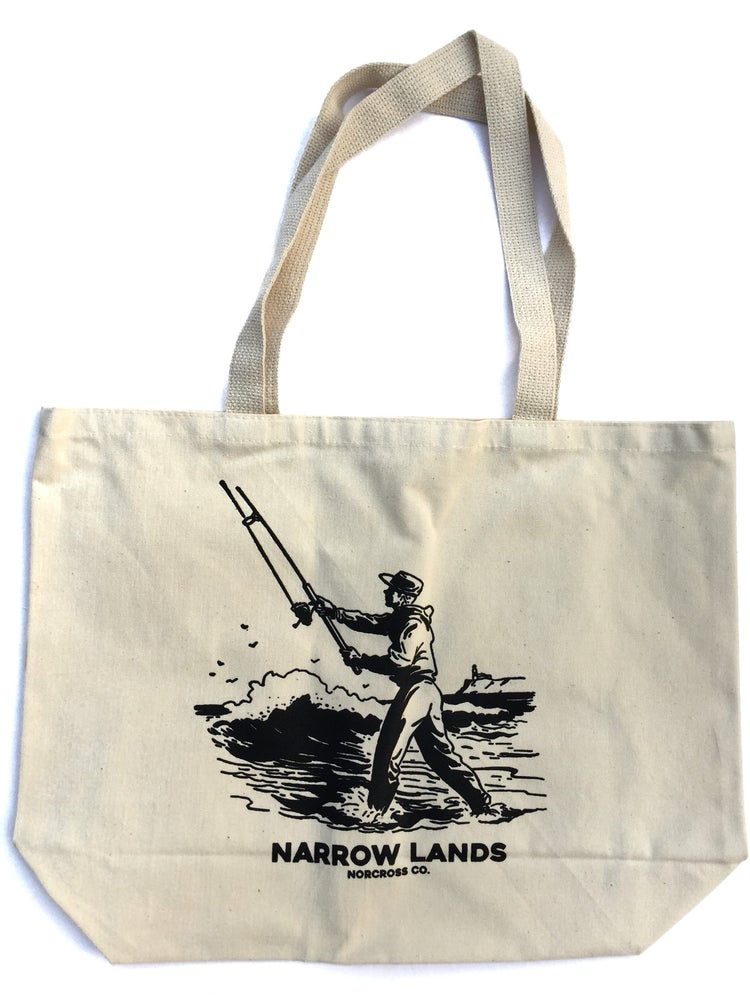 Image of Norcross Co. Narrow Lands Tote Bag