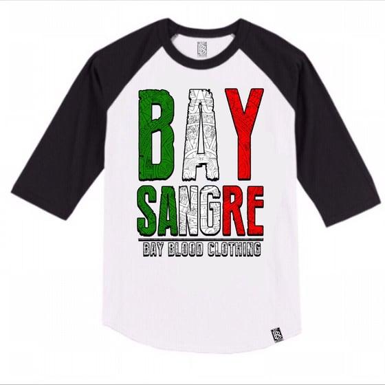 Image of Bay Sangre Raglan