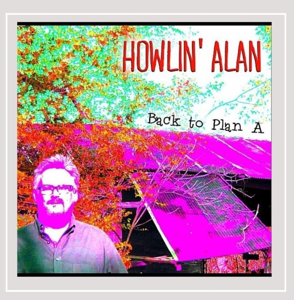 Image of Back To Plan A (Audio CD) (2012)