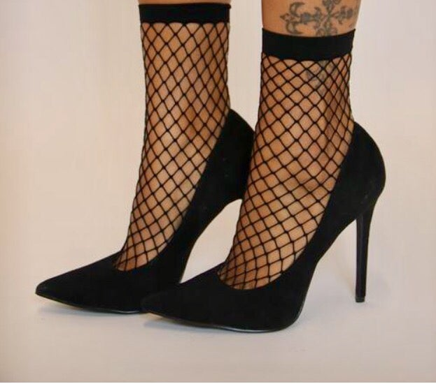 Image of Fishnet Socks