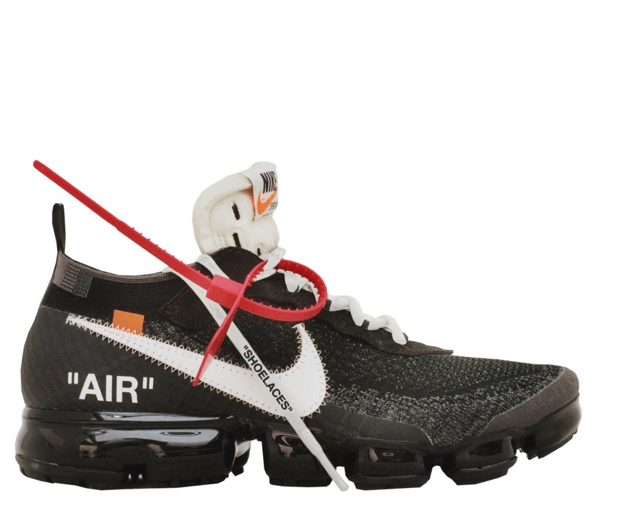 Image of NIKE X OFF WHITE VAPORMAX VIRGIL AA3831-001