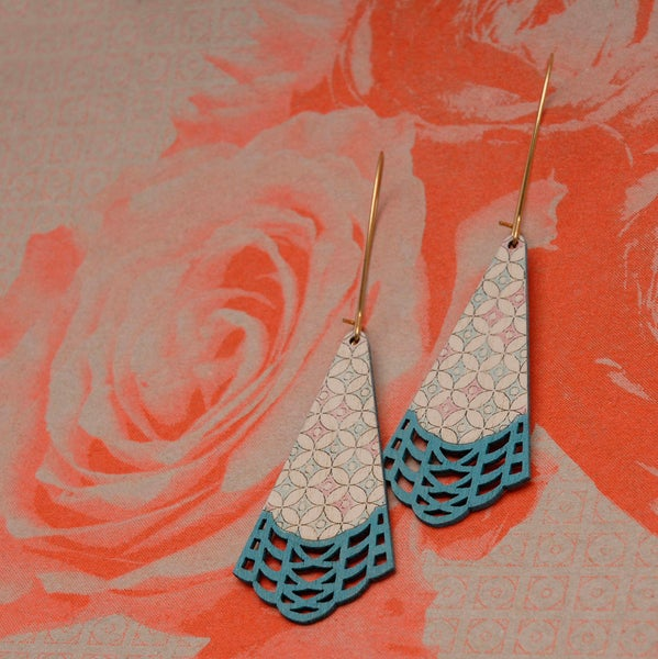 "Image of ""ISIDORA"" EARRINGS"
