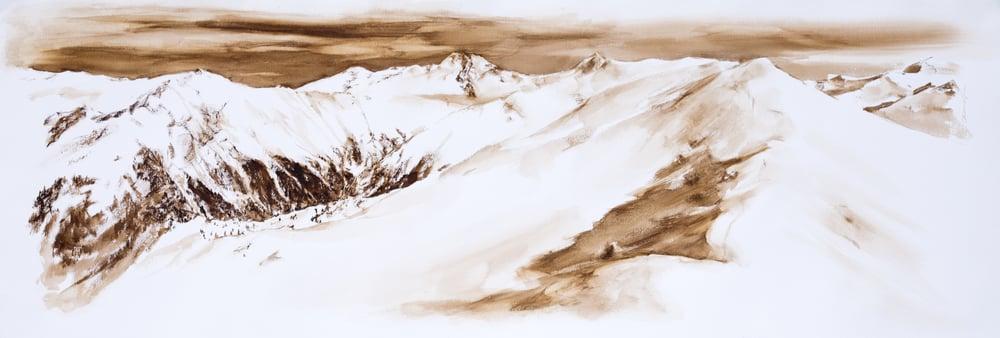Image of Valsertal und Olperer von Vennspitze