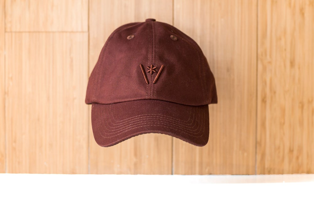 Image of Brown Vulva Hat