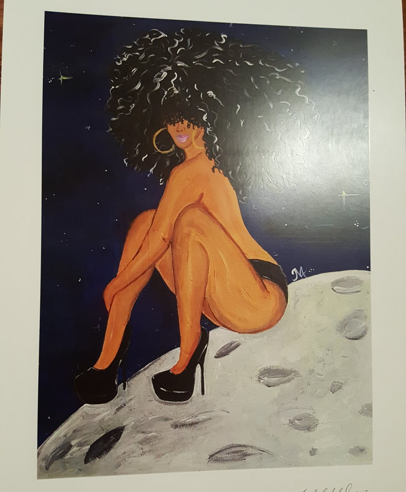 Image of Moonlight 8x10 print