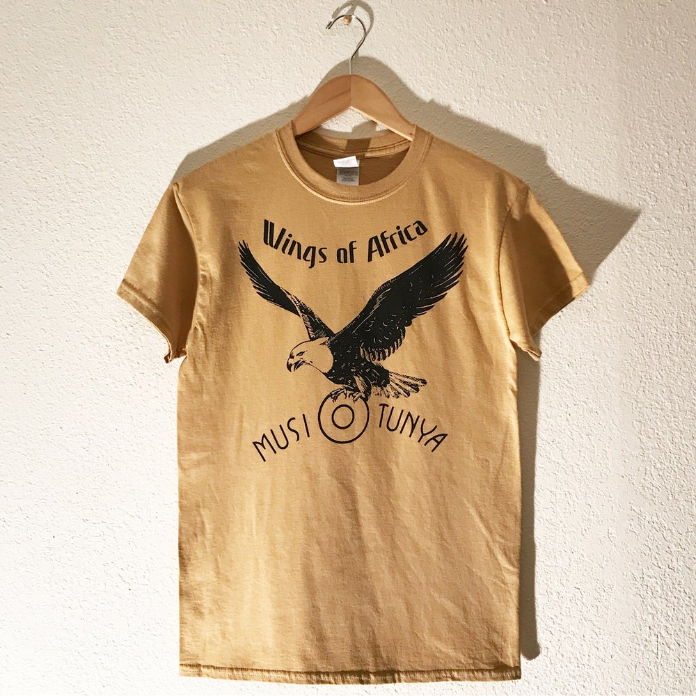 "Image of Musi O Tunya ""Wings of Africa"" Tee"