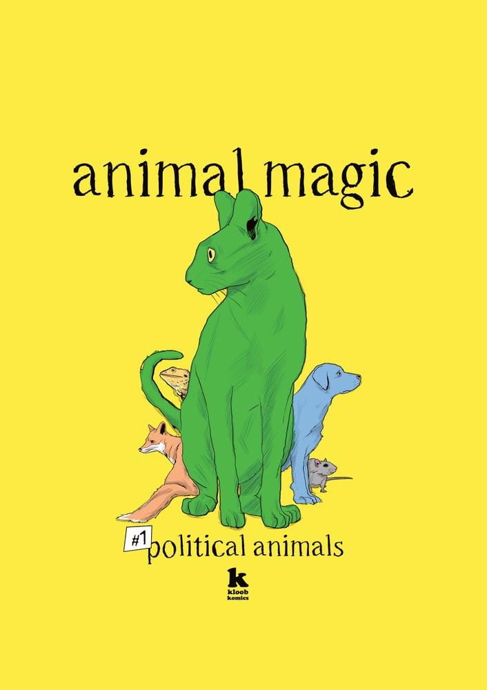 Image of Animal Magic issue 1