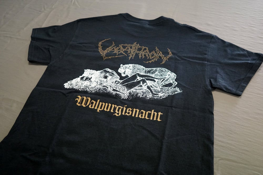Image of VARATHRON - Walpurgisnacht TS