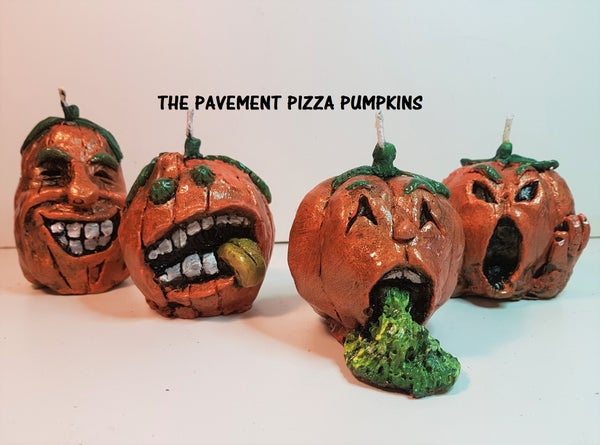 Image of PAVEMENT PIZZA PUMPKINS (Limited Edition)