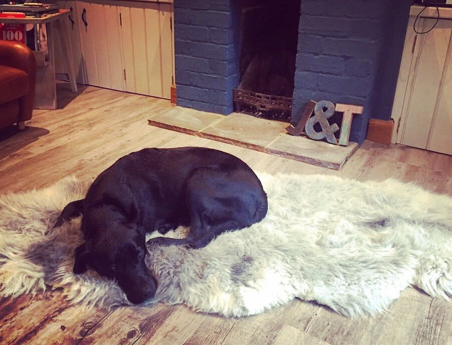 Image of W&W bespoke sheepskins