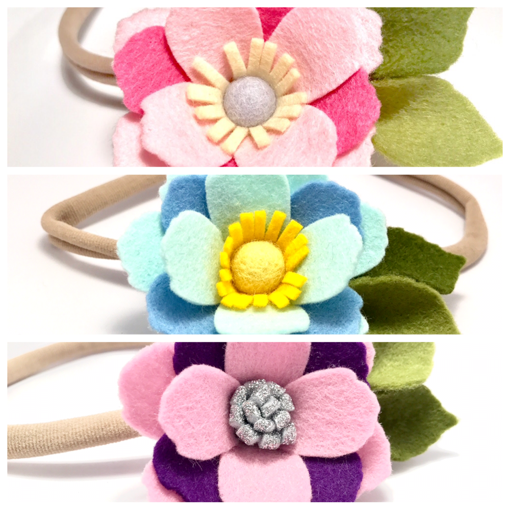 Image of PETITE Headbands Collection