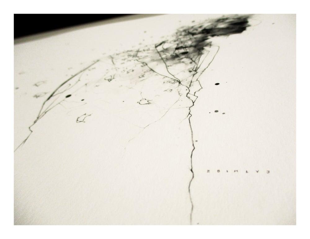 Image of Fangland Print
