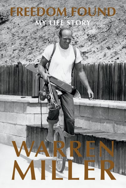 Image of Warren Miller Freedom Found