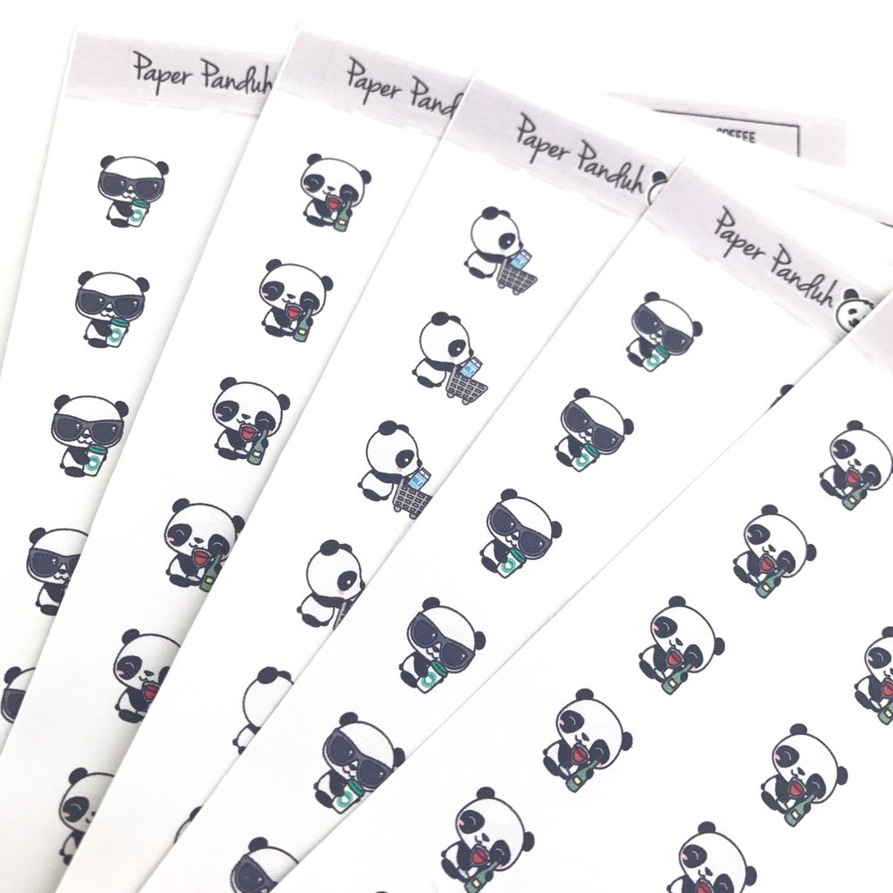 Image of Mini Panduh Stickers