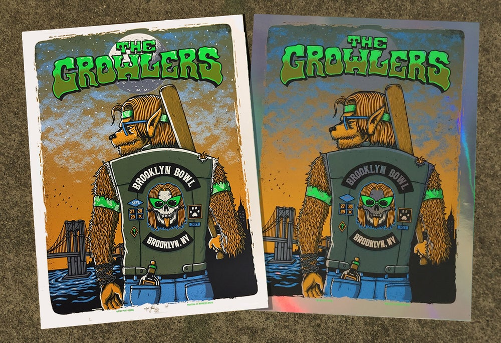 Image of The Growlers @ Brooklyn, NY - 2017 & variants