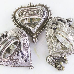 Image of  Heart rings
