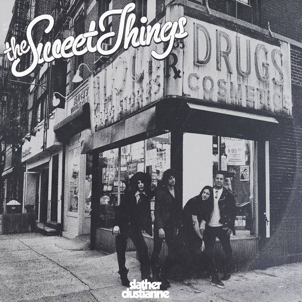 "The Sweet Things ""Slather"" Vinyl"