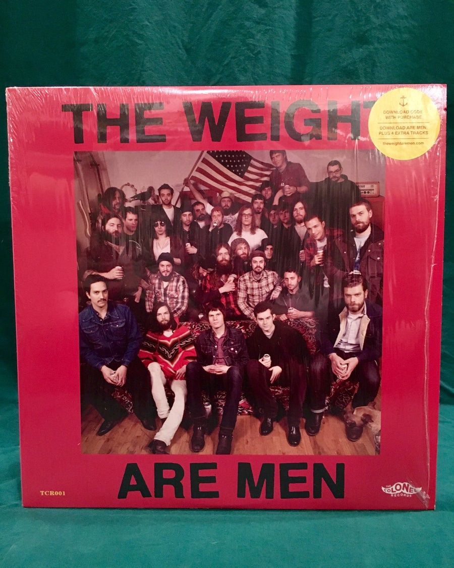 Image of The Weight Are Men