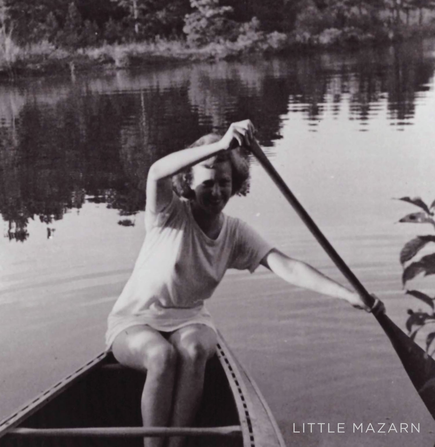 "Image of Little Mazarn ""s/t"""