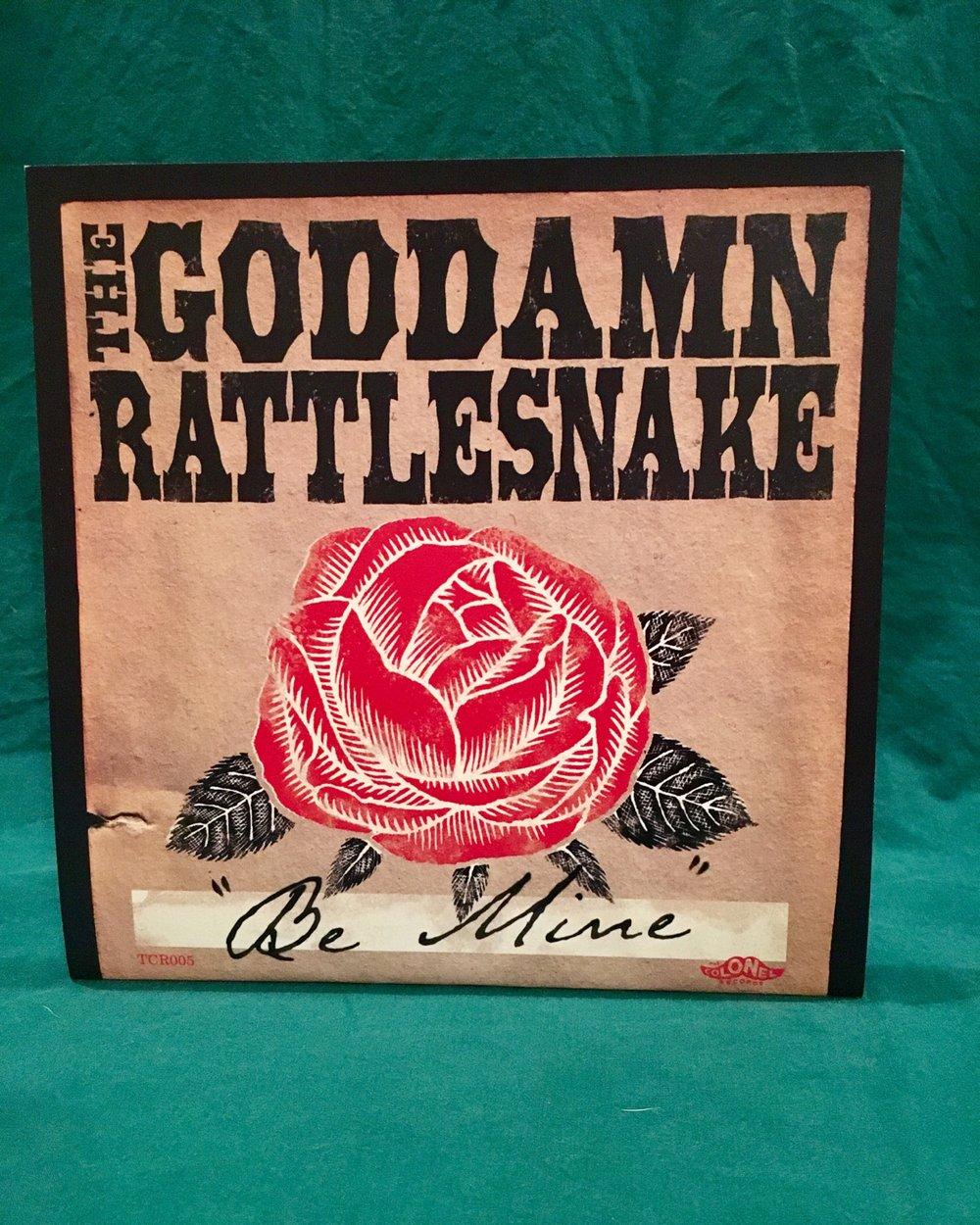 Image of Goddamn Rattlesnake Be Mine
