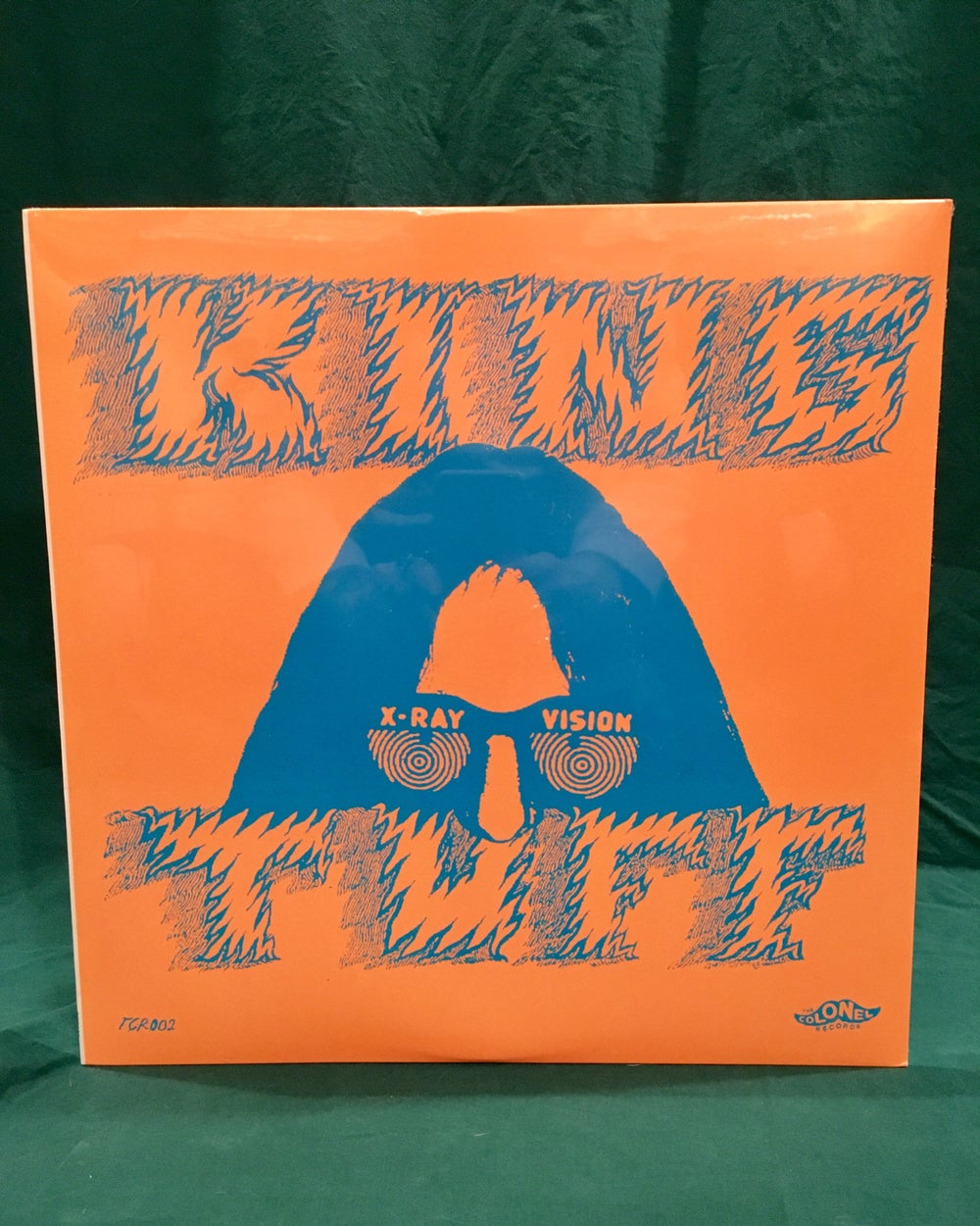 Image of King Tuff Was Dead 2nd Press