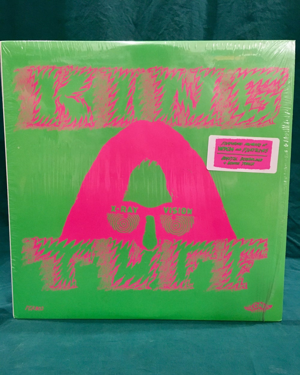 Image of King Tuff Was Dead 1st Press