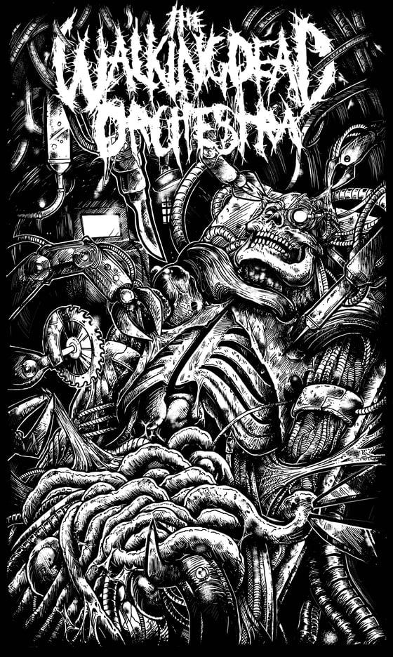 "Image of ""LABORATORY"" T-Shirt"