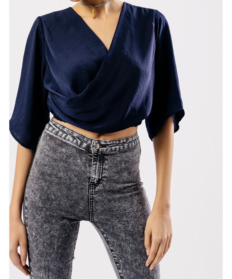 Image of Lydia crop top