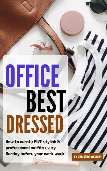 Image of 'Office Best Dressed' E-Book