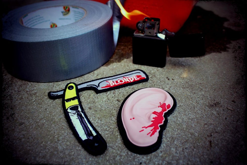 Image of Blonde Straight Razor Pack