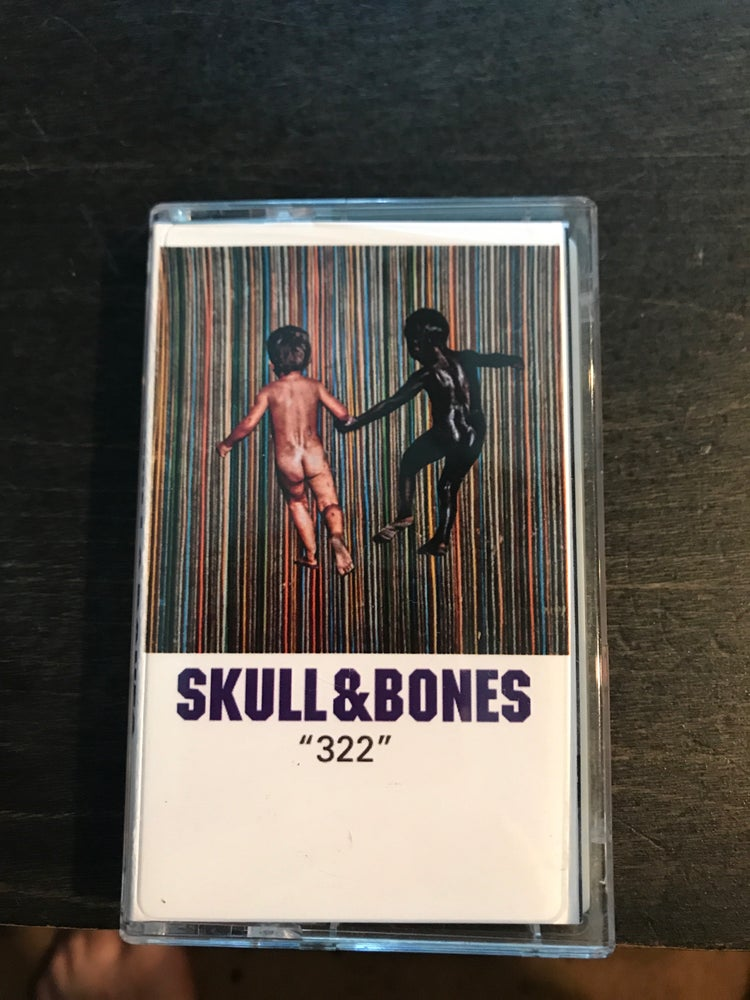 "Image of Skull and Bones ""322"" tape"