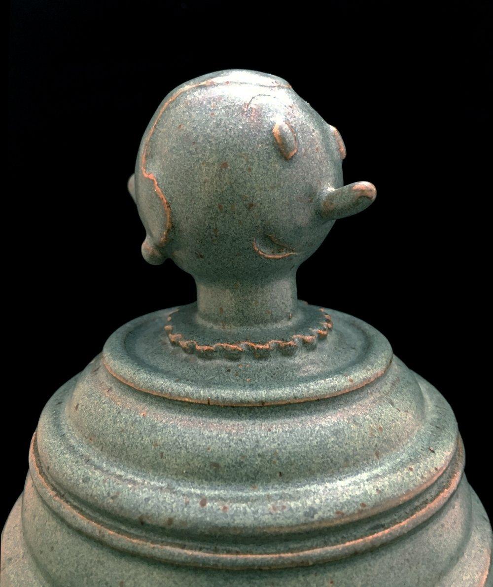 Image of Olive Oyl Jar