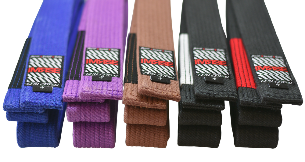 Image of HEMP BJJ Belts