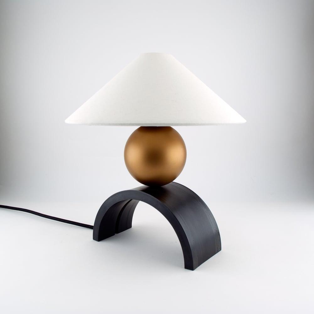 Image of 'U' Lamp