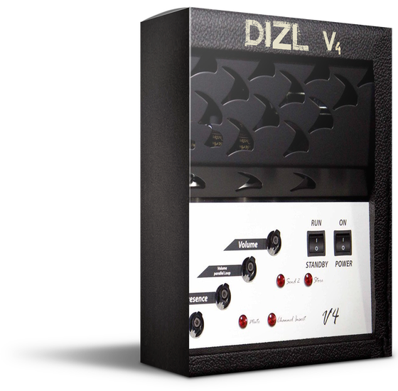 Image of Dizl V4-[ James Hetfield Amp Settings ]