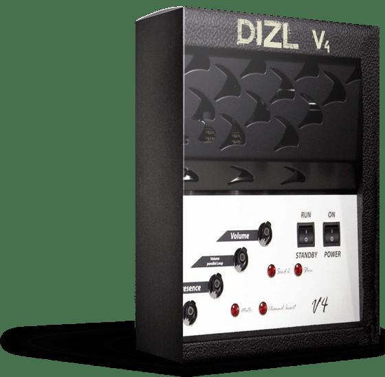 Image of Dizl V4-[ James Hetfield Amp Settings ]