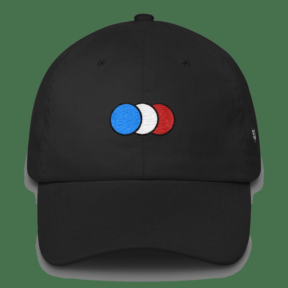 Image of Black Six panel cap